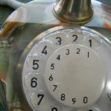 Telefon stil, din aragonit- piatra semipretioasa-functional