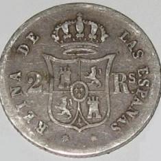 Moneda Argint Spania 1855 COLECTIE, Europa