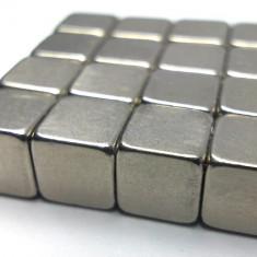 Magneți permanenți neodymium (NdFeB) - cuburi