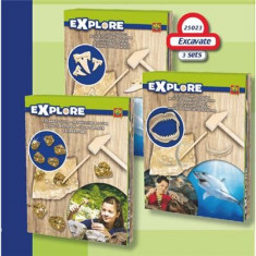 Set Explore And Excavate - Jocuri arta si creatie SeS