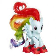 My Little Pony - Set Ponei Rainbow Dash Turista - Figurina Povesti Hasbro