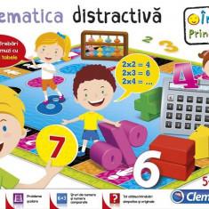 Joc Educativ - Matematica Distractiva Clementoni