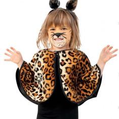 Pelerina Pentru Deghizare Tigru 104-116 Cm - Costum copii