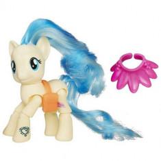 My Little Pony - Set Ponei Miss Pommel Prezentarea de Moda - Figurina Povesti Hasbro