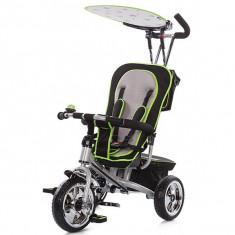 Tricicleta Chipolino Sportico Green 2016 - Tricicleta copii