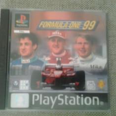 Formula 1 99 - PS1 ( GameLand ), Curse auto-moto, 3+, Multiplayer