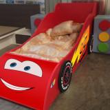 Pat tematic pentru copii Altele, Alte dimensiuni - Patut copii Fulger McQueen