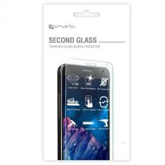 Folie de protectie - Folie Samsung Galaxy A8 4smarts Tempered Glass Antisoc Blister Sticla