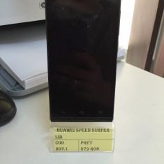 Telefon Huawei, Negru, 8GB, Neblocat, Quad core, 1 GB - HUAWEY SPEEDSURFER LIB (lm02)
