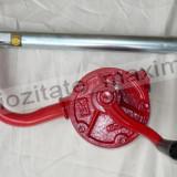 Pompa apa manuala pentru scos ulei benzina motorina - Pompa gradina