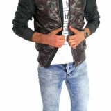 Geaca tip ZARA primavara - vara - CAMUFLAJ - geaca fashion - 6209