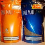 Tutun - Pall Mall 110gr amber/albastru ungaria