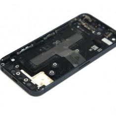 Capac baterie - Capac spate sticla crapata + buton power + buton volum iPhone 5 022G9L