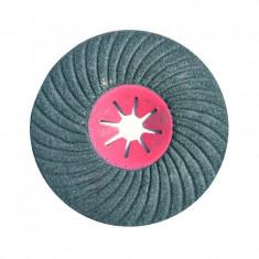 Prosop baie - Disc slefuit piatra GBS12524 Stern, granulatie 24, 125 mm