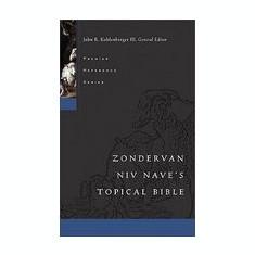 Carte Literatura Engleza - Zondervan NIV Nave's Topical Bible