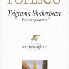 Cristian Tudor Popescu - Trigrama Shakespeare - 534810 - Studiu literar