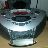 CD player - Radiocasetofon cu cd LG LPC-LM340, mp3, complet digital
