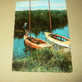 Tematica - barca - lac - balaton - Ungaria anii 1970 - 2+1 gratis - RBK12085