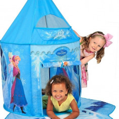 Casuta/Cort copii - Cort de joaca pentru copii Frozen Castel