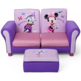 Canapea 3 in 1 Disney Minnie Mouse