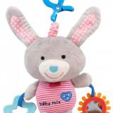 Plus Minnie si Mickey Baby Mix - Jucarie muzicala din plus Grey Rabbit