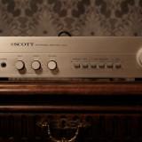 Amplificator audio - Amplificator Scott 405A
