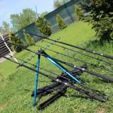Lanseta - Set 3 Lansete Wind Blade Epoxy 2, 4 Metri Ideale Crap Actiune 60 -180 grame