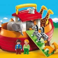 1.2.3 Arca Lui Noe Portabila Playmobil