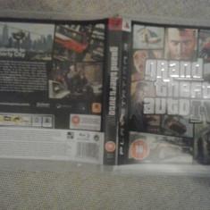 Grand Theft Auto IV - GTA 4 - Joc PS3 ( GameLand ) - Jocuri PS3, Actiune, 16+, MMO