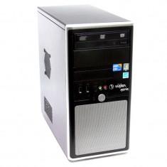 Sisteme desktop fara monitor Viglen, Intel Core i5, Peste 3000 Mhz, 4 GB, 200-499 GB, Socket: 1156 - Calculator Intel i5 670 3.46GHz (3.73GHz), 4GB DDR3, 320GB, HD4650, DVI, DVD-RW