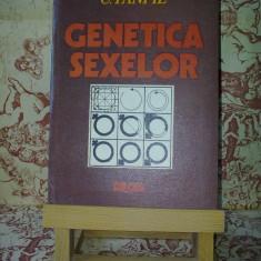 C. Panfil - Genetica sexelor