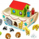 Joc educativ - Jucarie Educativa Arca Lui Noe