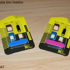 Adaptor SIM, Micro SIM, Nano SIM - Gevey SIM