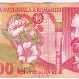 Bancnota 100.000 lei 1998 ( 100000 lei 1998 ) Nicolae Grigorescu (1), An: 1998