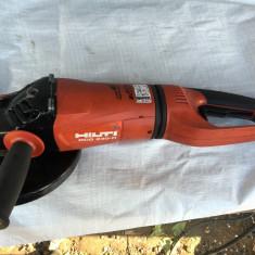 Polizor - Flex HILTI DCG 230 D 2600W