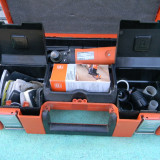 Fein MultiMaster FMM 250Q aparat profesional de taiere, slefuire prin vibratii - Masina de taiat