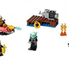 Set De Pompieri Pentru Incepatori - LEGO City