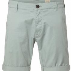 Pantaloni scurti chinos - SELECTED - art. 16050311 verde pal - Pantaloni barbati Selected, Marime: M, L, XL, XXL