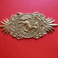 Colectii - Siglă brută bicicletă Pegas, RRR