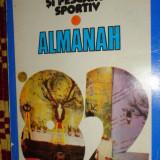 Almanahul vanatorul si pescarul sportiv an 1982/207pag