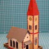 Biserica scara HO(5369) - Macheta Feroviara