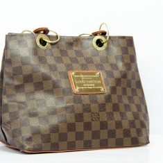 Geanta Dama Louis Vuitton, Geanta de umar, Asemanator piele - Geanta / Poseta de mana Louis Vuitton LV - Cadou Surpriza