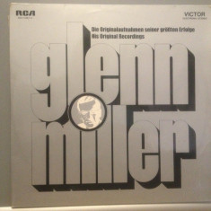 GLENN MILLER - HIS ORIGINAL REC. 2LP SET(1974 /RCA VICTOR/RFG) - Vinil/Impecabil - Muzica Jazz rca records