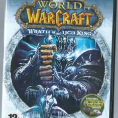 World Warcraft Wrath of the Lich King - Jocuri PC Altele, Actiune, 12+