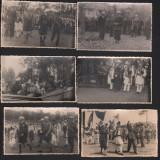 STRAJERIE STRAJERI JUD. CAMPULUNG BUCOVINA REGELE CAROL II MARELE VOEVOD MIHAI