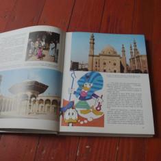Carte limba Italiana pentru copii cu ilustratii / Africa seria Disney - 256pag ! - Carte educativa