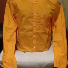 Camasa superba H&M barbateasca import USA - Camasa barbati H&m, Marime: XS, S, M, L, Culoare: Orange, Maneca lunga