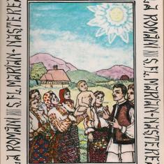 S. Fl. Marian - Nasterea/ Nunta/ Inmormantarea la Romani - 3 vol. - Carte Hobby Folclor