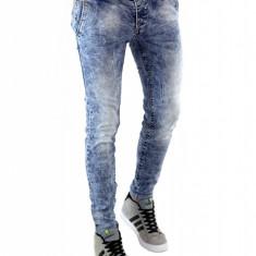 Blugi tip Zara fashion - blugi barbati blugi conici CALITATE GARANTATA cod 6273