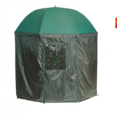 Umbrela Cort tip umbrela - Jaxon Cu Inchidere Totala si Fereastra 250 cm Baracuda